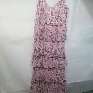 Nwt Gianni Bini  floral dress